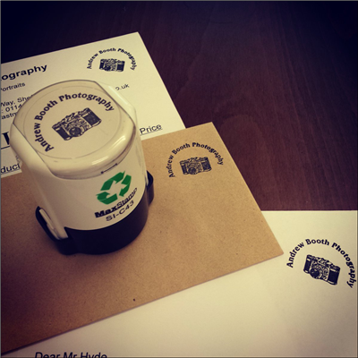 CUSTOM STAMPS - Self Inking