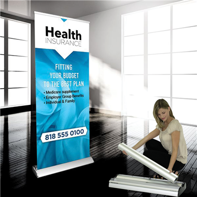 SUPPLIES - Banner Stands
